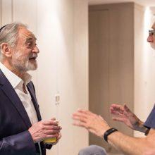 Jeremy Rosen and Naftali Brawer
