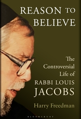 The Controversial Life of Rabbi Louis Jacobs book